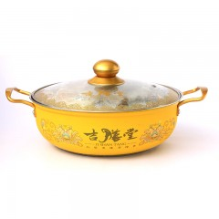 吉膳堂大盆菜礼盒装聚宝盆菜2500g年夜饭复热即食私房年货大礼包